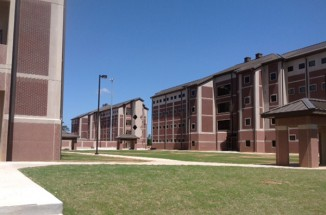 Camp Shelby Barracks 1