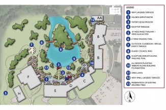 Carl Sandburg College Lakeside Master Plan