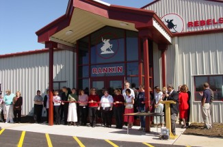 Rankin School Grand Opening ICC 500 Storm Shelter