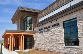 Library Design, Peoria North Branch