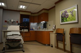 OB Triage and Labor Delivery Room