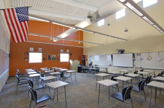 Dunlap High School Phase 1 Classroom