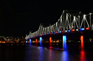 Murray Baker Bridge Decorative Lighting