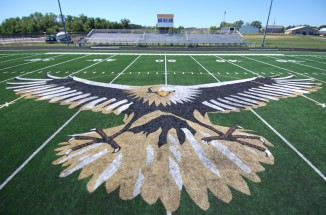 Dunlap Football Eagle
