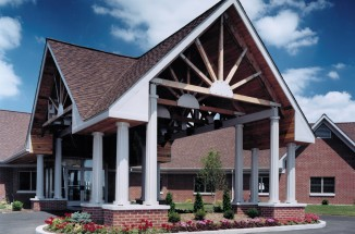 Snyder Village Assisted Living Canopy
