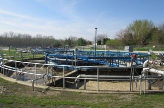 Mahomet Wastewater Plant, ACEC Award