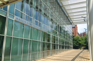 Marcus Nanotechnology Building at Georgia Tech