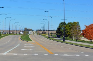 Orange Praire Road, Complete Streets