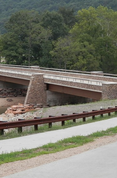 Wheeler Bridge over Sinking Creek