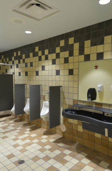 Dunlap High School Phase II Restroom
