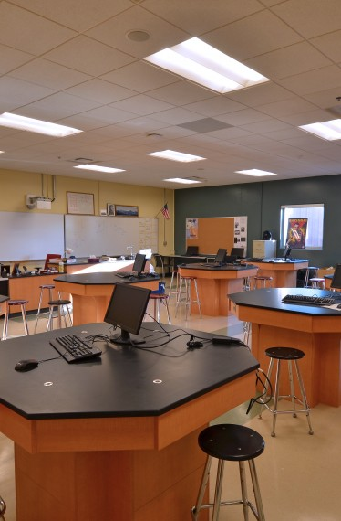 Dunlap High School Phase II Lab