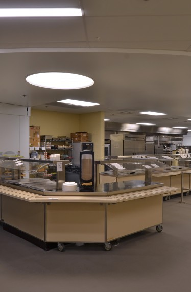 Dunlap High School Phase II Kitchen