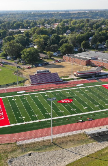 Dee-Mack High School Football Field
