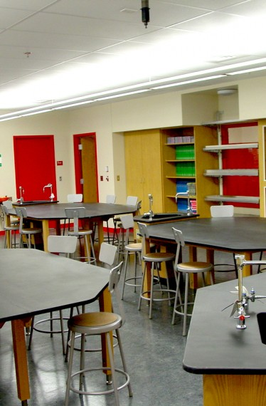 Rankin Science Classroom