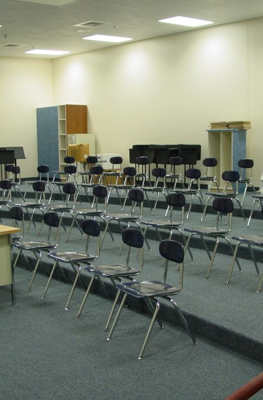 Rankin Music Room/Storm Shelter