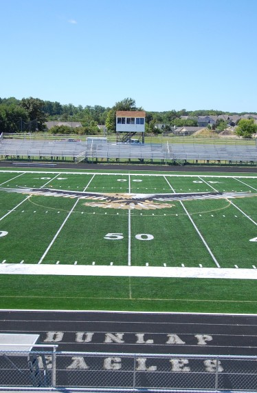 Dunlap Football Field