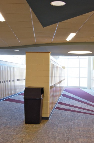 Dunlap High School Phase I Lockers