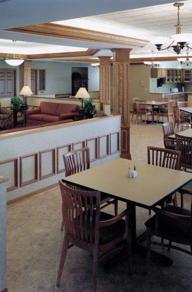Snyder Village Dining Room