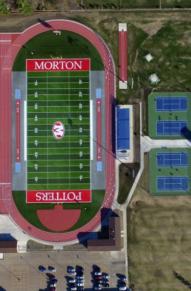 Morton High School Athletic Complex