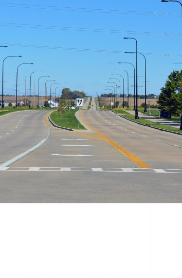 Orange Prairie Road Expansion
