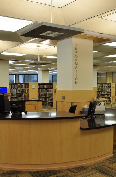 PPL Main desk