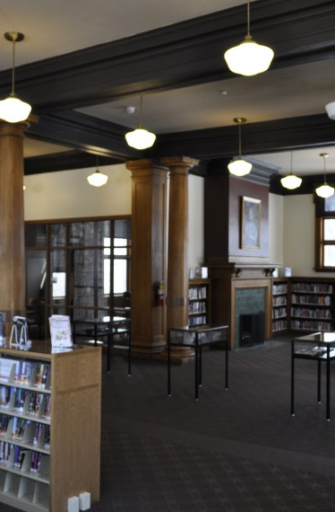 Lincoln Carnegie Branch Library Renovation Original Building