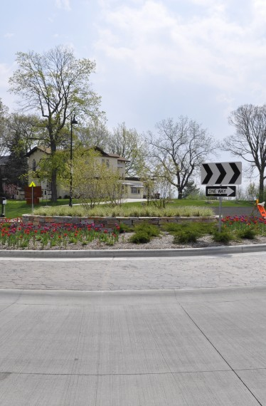 Roundabout Spring