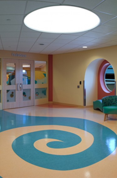 Methodist North at Allen Road Pediatric Entrance