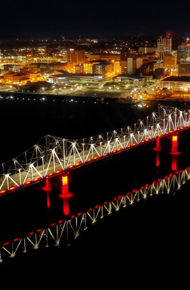 Peoria Murray Baker Bridge Lighting2