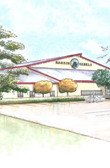 Rankin School Rendering