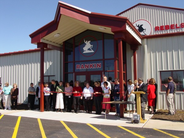 Rankin School Grand Opening