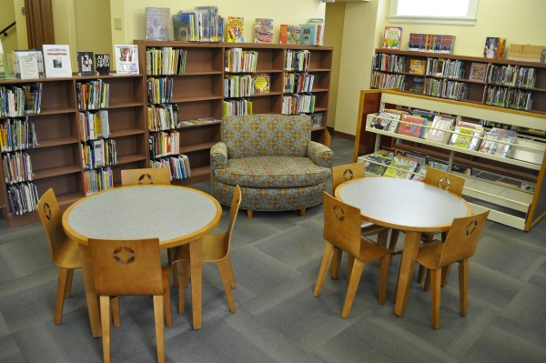 PPL McClure Children's Area