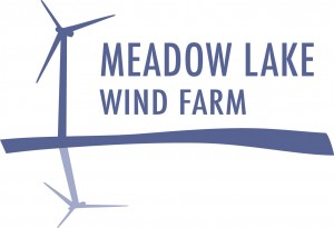 meadow lake wind farm logo